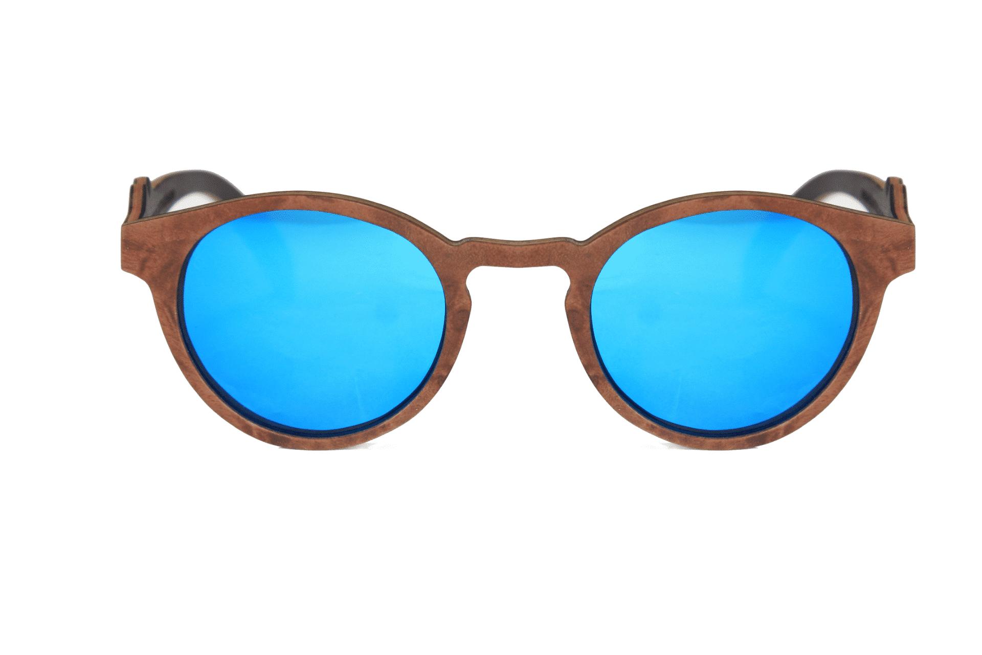 Gafas Mindo Canelo Gafas Azul F